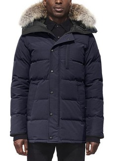 Canada Goose Carson Down Parka with Fur-Trim Hood
