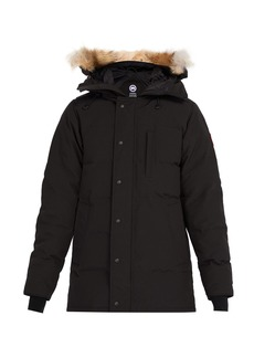 Canada Goose Carson quilted-down hooded parka