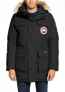 Canada Goose 'Citadel' Slim Fit Parka with Genuine Coyote Fur
