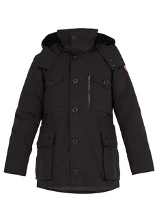 Canada Goose Drummond hooded down parka