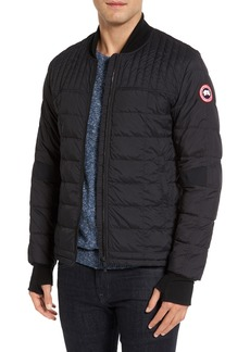 Canada Goose Dunham Slim Fit Down Bomber Jacket