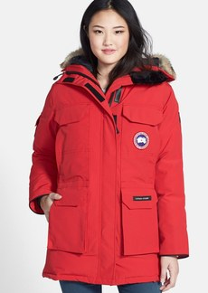 Canada Goose 'Expedition' Relaxed Fit Down Parka with Genuine Coyote Fur