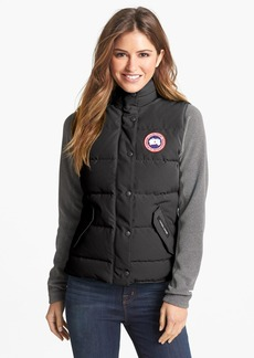Canada Goose 'Freestyle' Slim Fit Down Vest (Online Only)