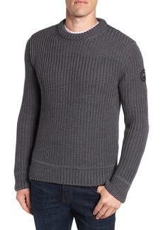 Canada Goose Galloway Regular Fit Merino Wool Sweater