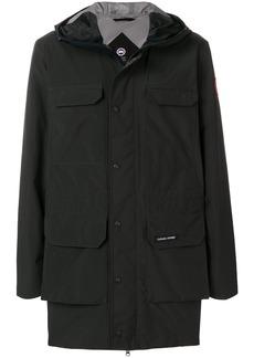 Canada Goose harbour coat - Black