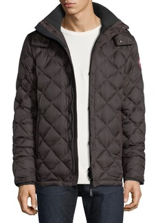 Canada Goose Hendriksen Diamond-Quilted Coat