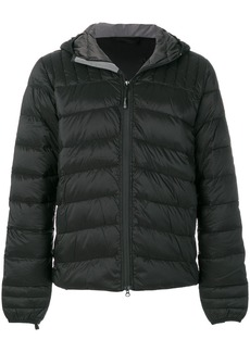 Canada Goose hooded padded jacket