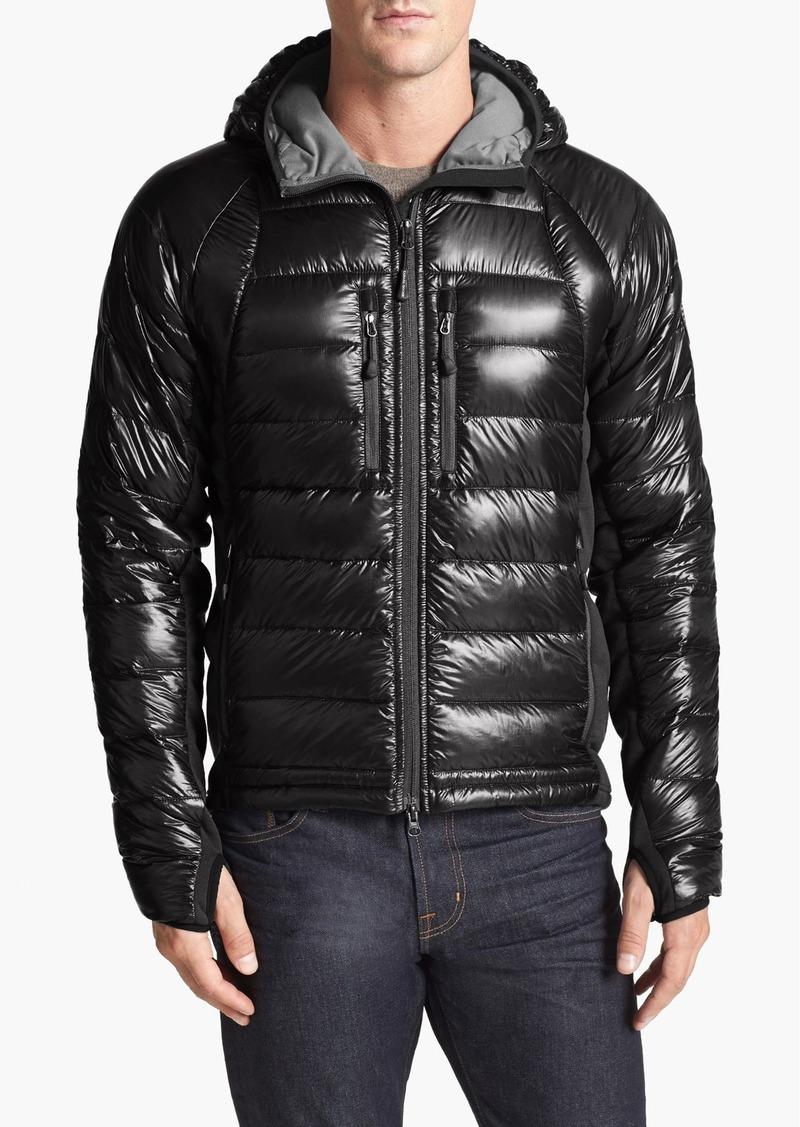 Canada Goose 'Hybridge™ Lite Hoody' Slim Fit Packable Jacket