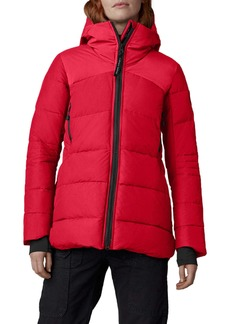Canada Goose Hybridge Water Resistant Down Jacket