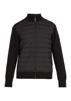 Canada Goose Hybridge wool jacket