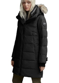 Canada Goose Kenton Fur-Trim Hooded Parka