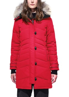 Canada Goose 'Lorette' Hooded Down Parka with Genuine Coyote Fur Trim