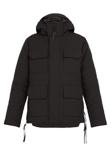 Canada Goose Maitland down-filled parka