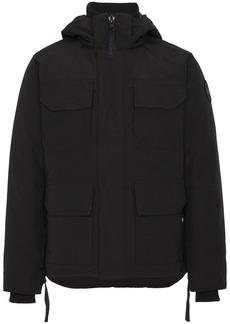 Canada Goose Maitland Hooded Coat - Black