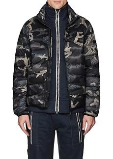 Canada Goose Men's Brookvale Camouflage Down-Quilted Coat