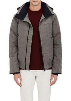 Canada Goose Men's Tech-Herringbone-Weave Coat