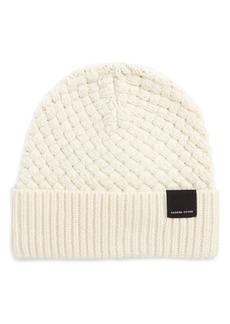 Canada Goose Merino Wool Basket Stitch Beanie