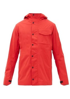 Canada Goose Nanaimo technical-stretch hooded jacket