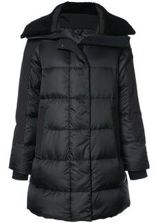 Canada Goose oversized padded coat - Black