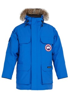 Canada Goose PBI Expedition down-filled hooded parka