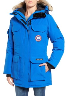Canada Goose 'PBI Expedition' Hooded Down Parka with Genuine Coyote Fur Trim