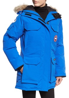 Canada Goose PBI Expedition Hooded Parka  Royal Blue