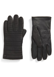 Canada Goose Quilted Leather Gloves