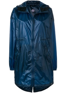 Canada Goose Rosewell hooded shell jacket - Blue