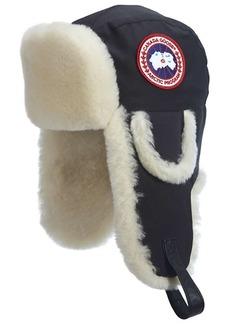 Canada Goose Shearling Co-Pilot Hat