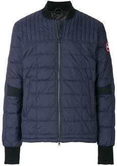 Canada Goose short padded jacket - Blue