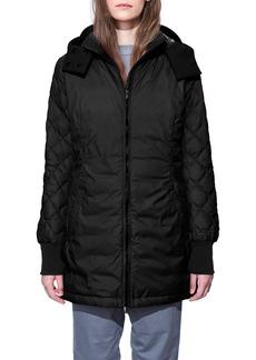 Canada Goose Stellarton Slim Fit Down Coat