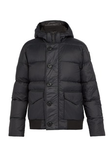 Canada Goose Ventoux quilted parka