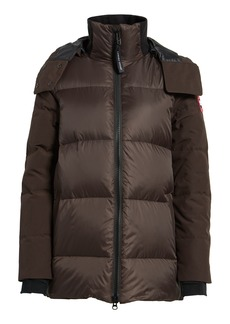 Canada Goose Whitehorse Hooded Water Resistant 675-Fill-Power Down Parka