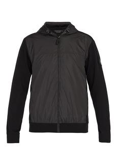 Canada Goose WindBridge hooded wool jacket