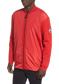 Canada Goose Windbridge Regular Fit Sweater Jacket