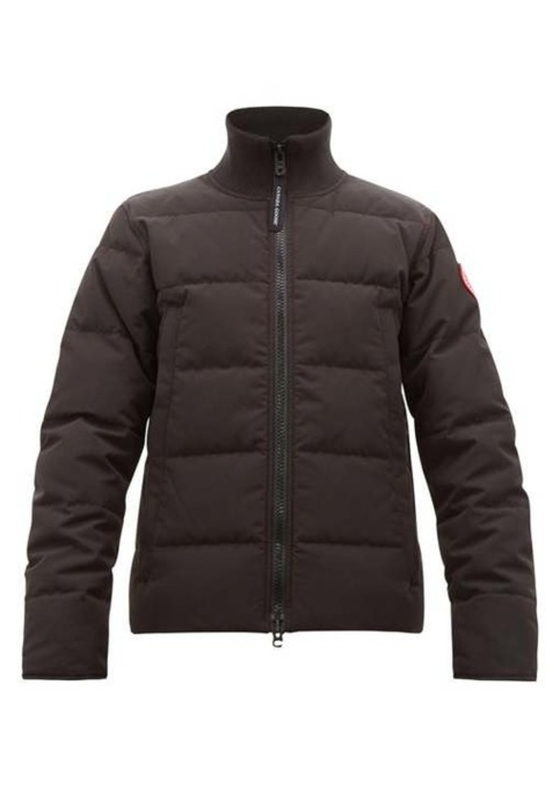 Canada Goose Woolford quilted-down jacket