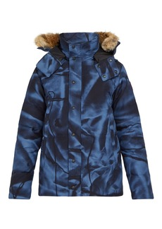 Canada Goose Wyndham quilted parka