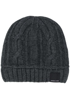 Canada Goose chunky knit beanie
