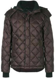 Canada Goose diamond quilted coat