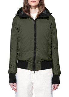 Canada Goose Dore Hooded Down Bomber Jacket