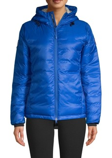 Canada Goose Down Polar Bear International Camp Jacket