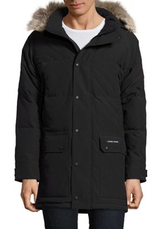 Canada Goose Emory Coyote Fur Hooded Parka