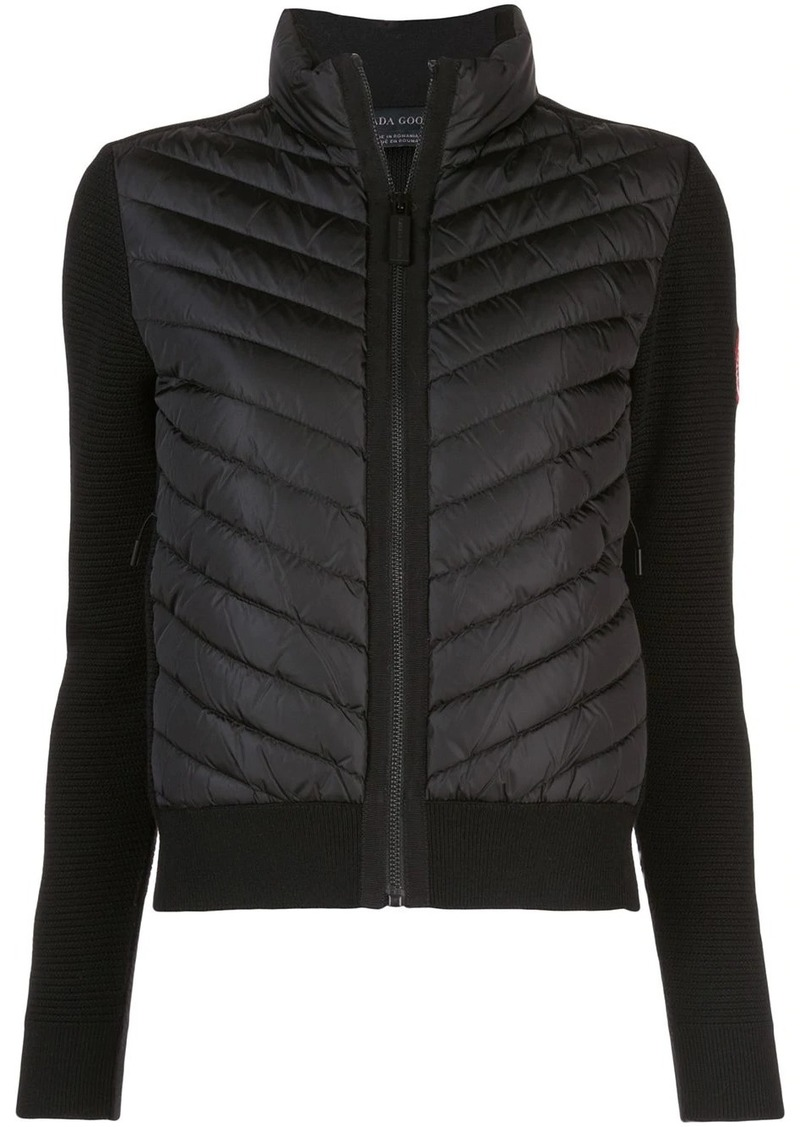 Canada Goose front padded jacket