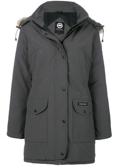 Canada Goose fur hooded coat