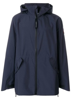 Canada Goose hooded shell jacket