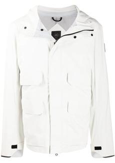 Canada Goose hooded zip-up jacket