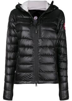 Canada Goose hoodie puffer jacket