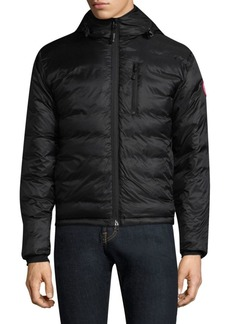 Canada Goose Lodge Hooded Puffer Jacket Fusion Fit