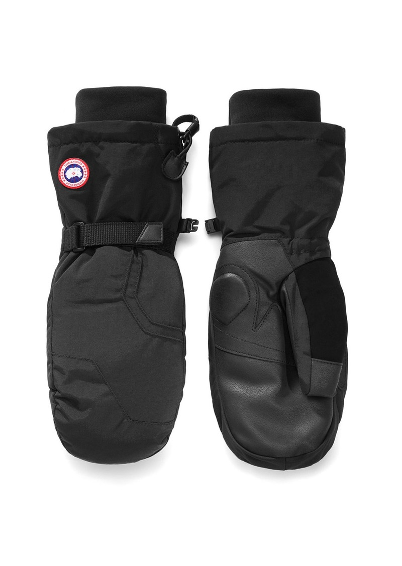 Canada Goose Men's Down-Filled Mittens