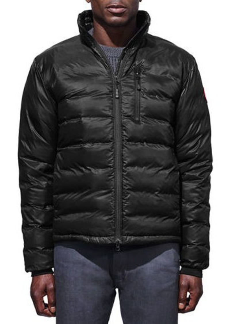 Canada Goose Men's Lodge Fusion-Fit Down Puffer Jacket